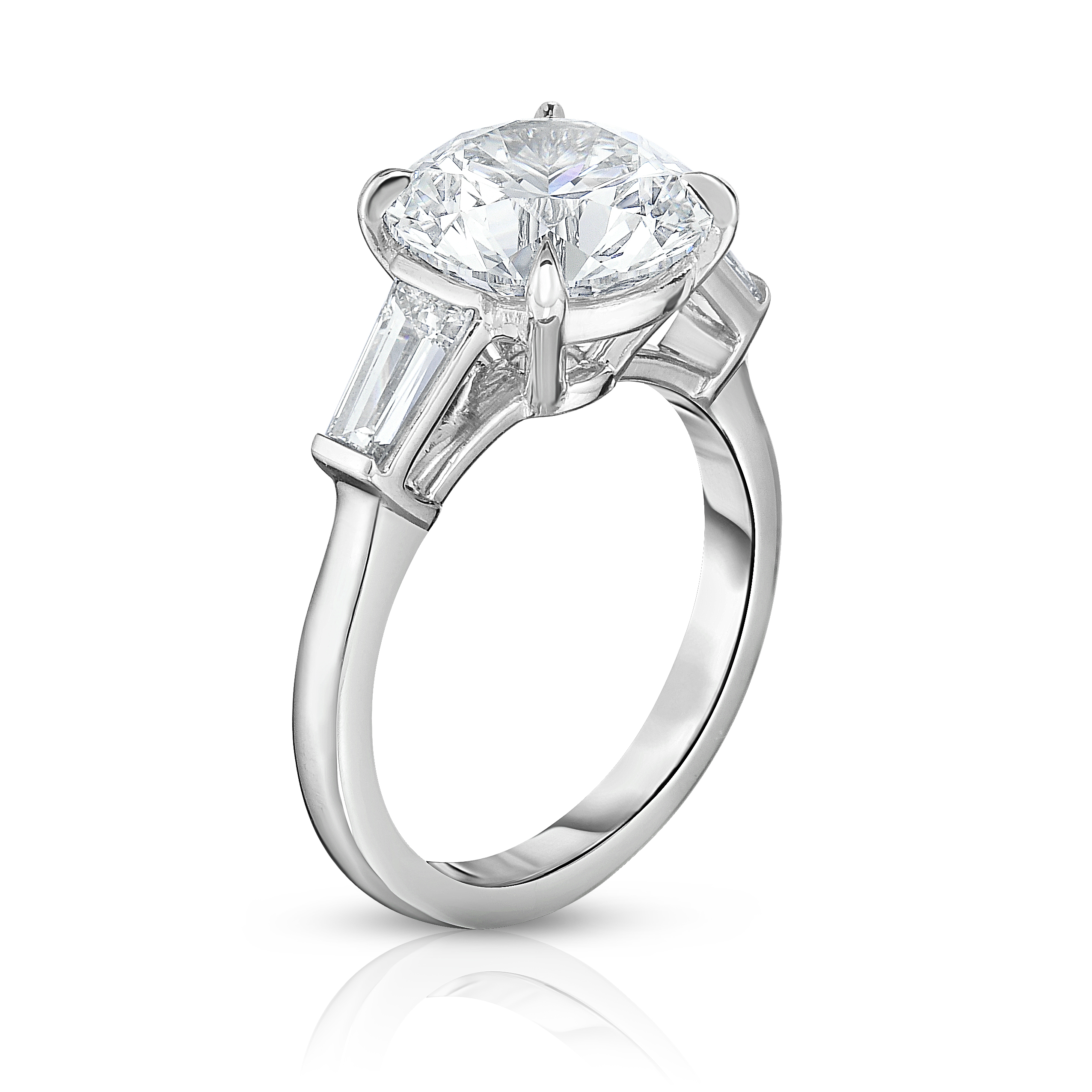 ring ly in certified solitaire engagement white rings diamond gold da round ct brilliant cut